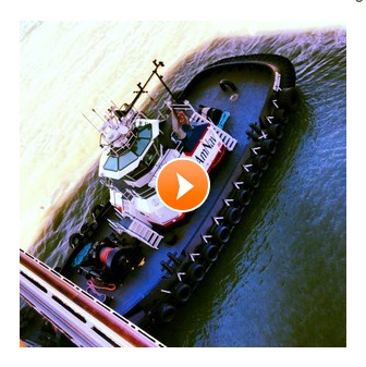 tugboat taxi boat harbor cruise ship anchor up